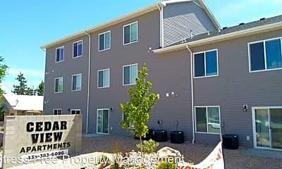 Building, 354 N 300 W, 1