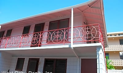 Building, 1454 Kinau St, 0