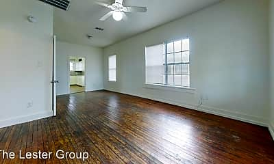 Living Room, 1501 S College Ave, 2