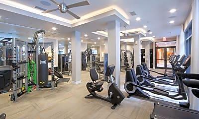 Fitness Weight Room, 3880 Bird Rd B12, 1