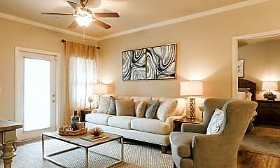 Living Room, Cameron Isles, 0