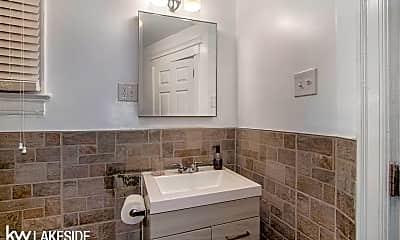 Bathroom, 3402 Brush St 1, 2