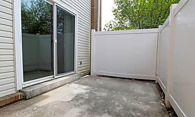 Patio / Deck, 3300 Montavesta Road #2101, 1