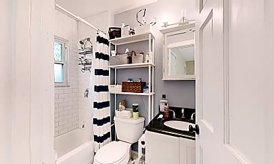 Bathroom, 214R Harvard St., #1, 1