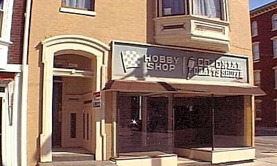 Building, 401 W Market St, 0