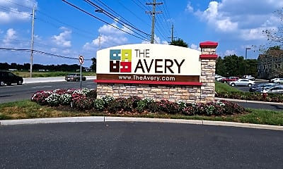 The Avery Townhome Apartments, 1