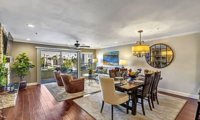 Dining Room, 10080 E Mountainview Lake Dr 266, 0
