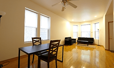 Dining Room, 1315 W Fillmore St, 1