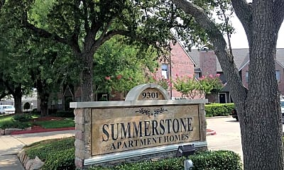 Community Signage, Summerstone, 0
