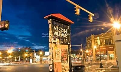 Community Signage, 1377 Commonwealth Avenue, 1