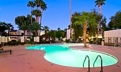 Pool, 7350 N Via Paseo Del Sur N108, 2