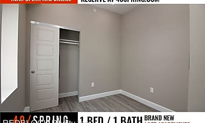Bedroom, 437 N 40th St, 1