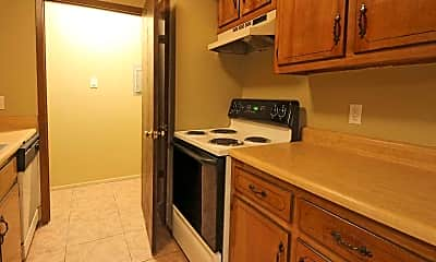 Kitchen, Pelican Park, 1