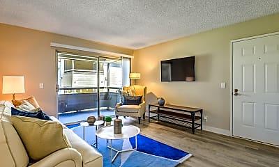 Living Room, The Ashton, 0