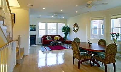 Living Room, 10225-10241 S. Hale, 1