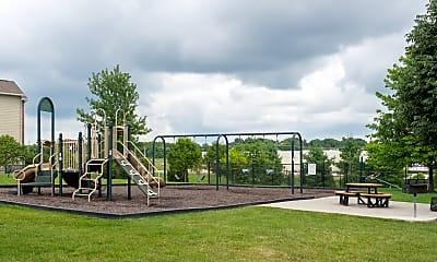 Playground, Carrington Park, 2