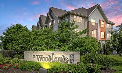 Community Signage, The Woodlands at North Hills, 0