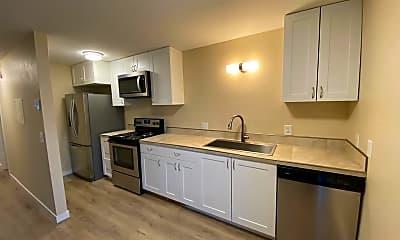 Kitchen, 2117 F St, 1
