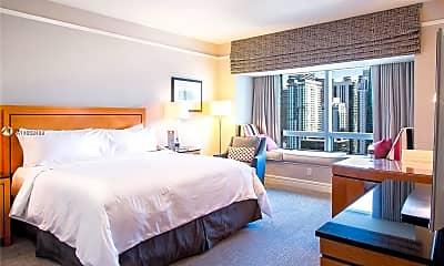 Bedroom, 1435 Brickell Ave 3110, 1