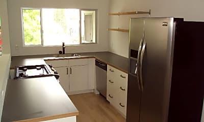 Kitchen, 7452 Romaine St, 1