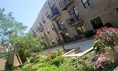Jackson Court Apartments, 2