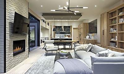 Living Room, 144 Bridge Ln, 1