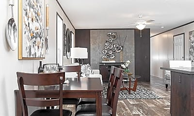 Dining Room, 1273 Beacon Hill Ct, 1