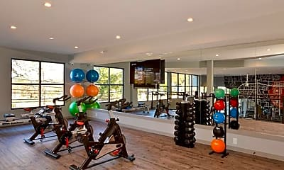 Fitness Weight Room, 465 Memorial Dr SE Unit #1, 2