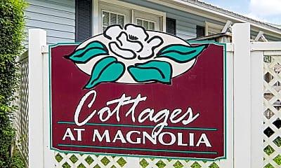 Community Signage, Cottages, The, 2