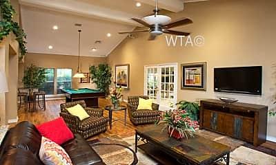 Living Room, 3333 Oakwell Ct, 1