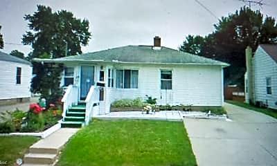Building, 3813 Larchmont St, 0
