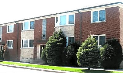 Building, 3201 N Nottingham Ave, 2
