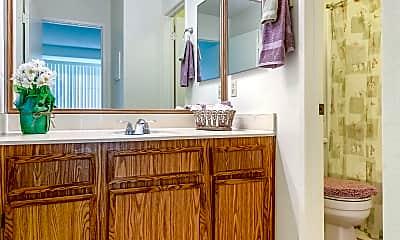 Bathroom, Ritz Colony, 2