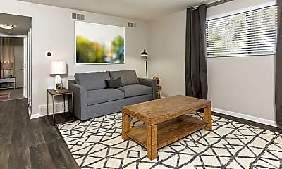 Living Room, Carlyle Apartment Homes, 0