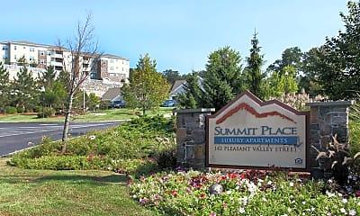 Community Signage, Summit Place, 2