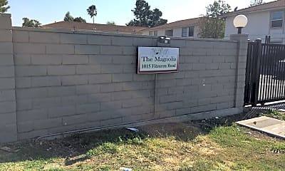 The Magnolia Apartments, 1