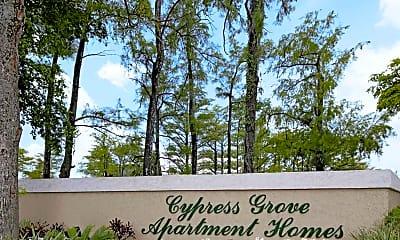 Community Signage, Cypress Grove, 0
