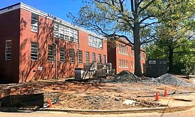 Albemarle Central School, 0