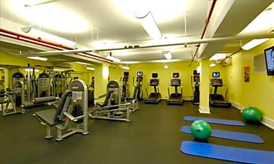 Fitness Weight Room, 200 E 26th St, 2