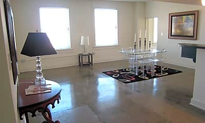 Living Room, 604 S 3rd St, 1