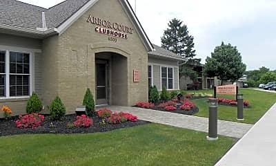 Building, Arbor Court, 0