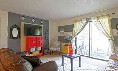 Living Room, Autumn Wood, 1