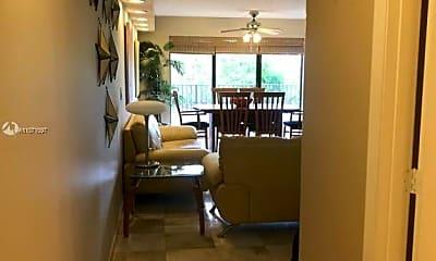Living Room, 1201 S Ocean Dr 409N, 1