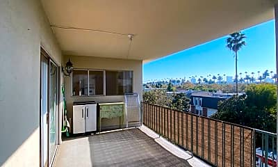 Patio / Deck, 240 S Doheny Dr, 0