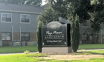 Plaza Manor Apartments, 1