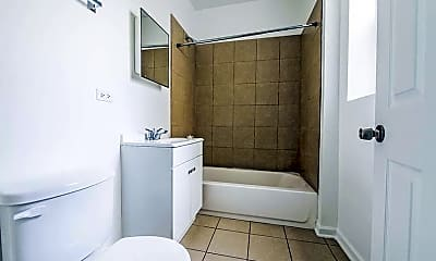 Bathroom, 8149 S Marshfield, 2