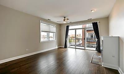 Living Room, 2310 W St Paul Ave 402, 1