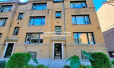 Building, 2639 W Gunnison St, 2