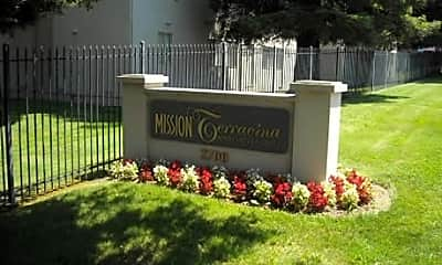 Mission Terracina, 1