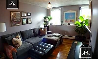 Living Room, 250 Shawmut Ave, 1